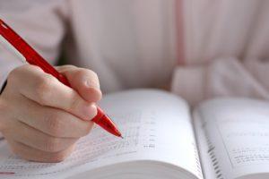 テキスト勉強
